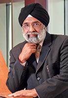 """Gurvinder P. """"G.P."""" Singh"""