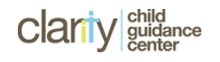 Meeting Space and Hosting provided by Clarity Child Guidance Center