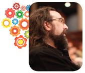 TEDxSanAntonio 2013 Committe Chair Chris McDermott