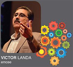 TEDxSanAntonio 2013 Emcee Victor Landa