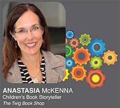 TEDxSanAntonio 2013 Speaker Anastasia McKenna