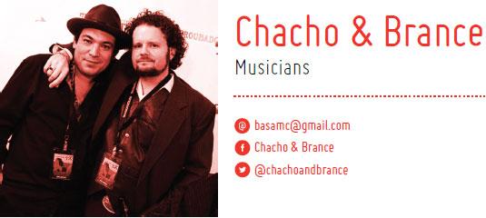 TEDxSanAntonio 2014 Performers Chacho and Brance