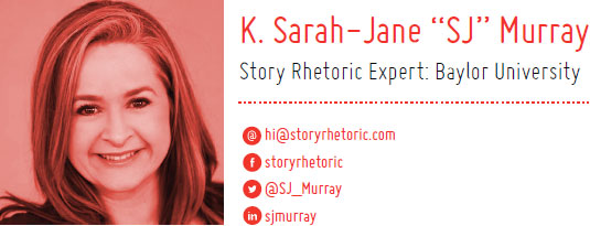 TEDxSanAntonio 2014 Speaker K Sarah Jane Murray