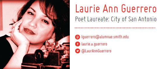 TEDxSanAntonio 2014 Speaker Laurie Ann Guerrero