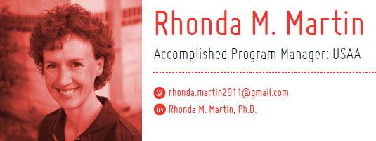 TEDxSanAntonio 2014 Speaker Rhonda M Martin