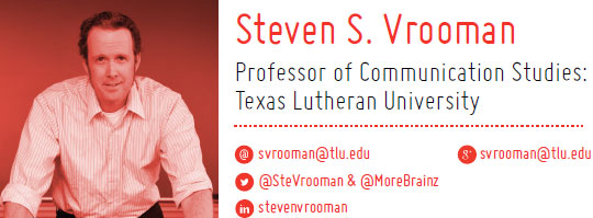 TEDxSanAntonio 2014 Speaker Steven S Vrooman