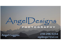 TEDxSanAantonio Fall 2017 THINKER Sponsor: Angel Designs Photography