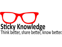 TEDxSanAantonio Fall 2017 THINKER Sponsor: Sticky Knowledge