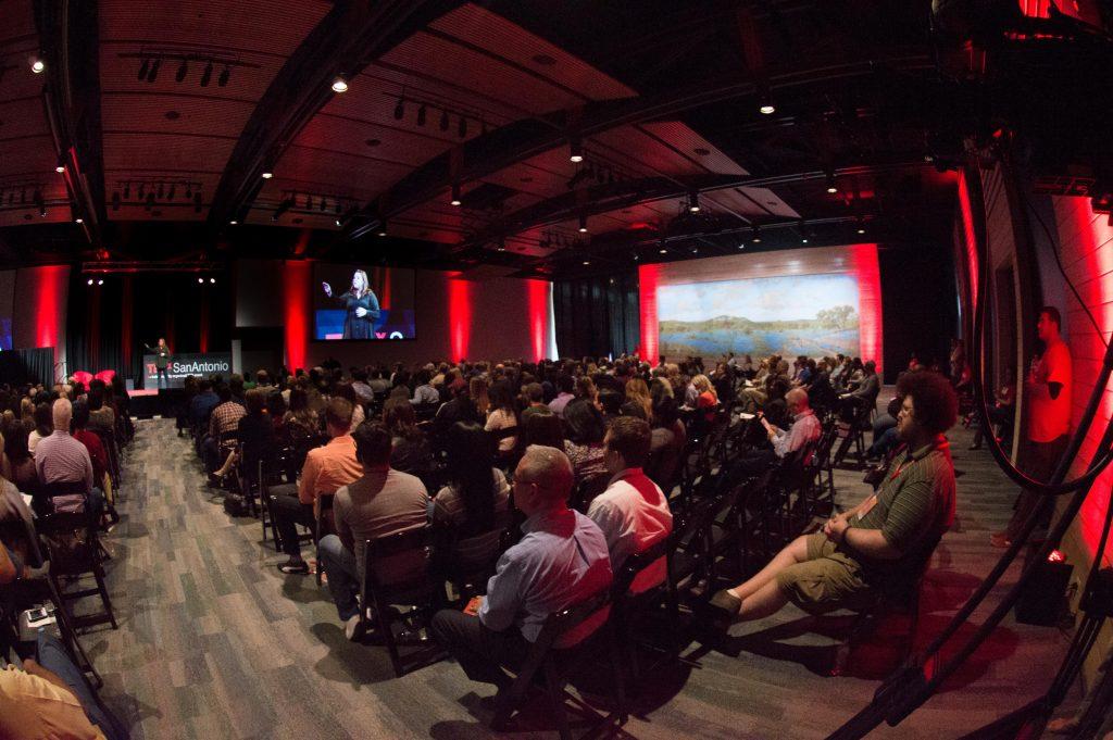 Audience Now You Know TEDxSanAntonio 2016