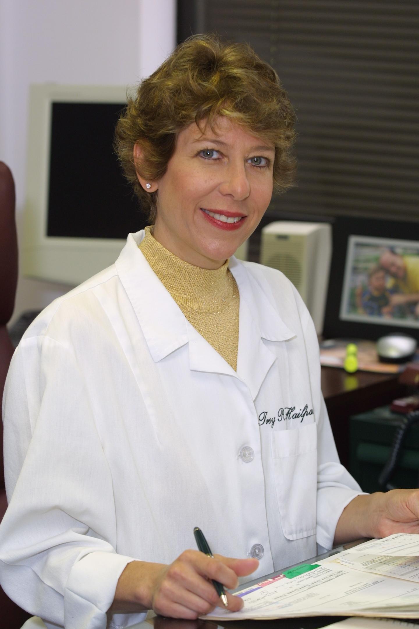 Dr. Troy Hailparn