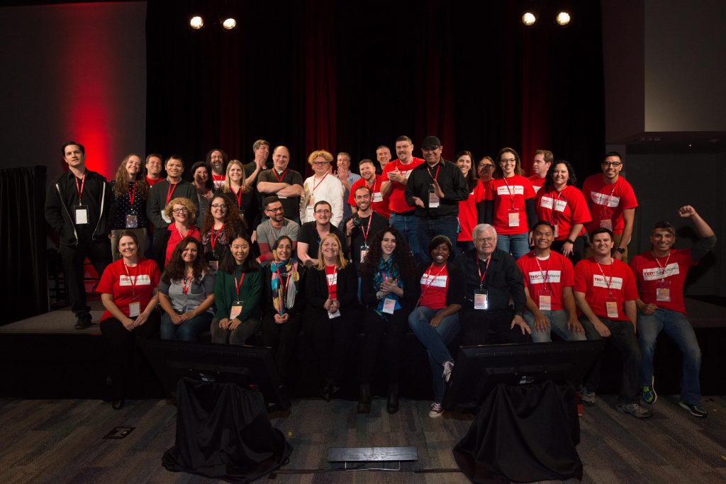 Just a handful of our awesome volunteers.