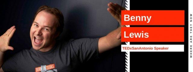 Benny Lewis